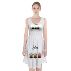 Eat Me Cupcakes Racerback Midi Dress