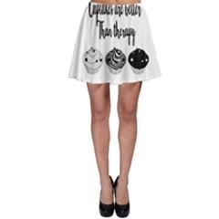Cupcakes Skater Skirt