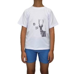 Oh Dear Kids  Short Sleeve Swimwear