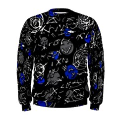 Blue mind Men s Sweatshirt