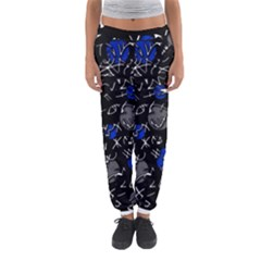 Blue mind Women s Jogger Sweatpants