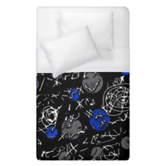 Blue mind Duvet Cover (Single Size)