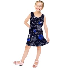 Blue mind Kids  Tunic Dress