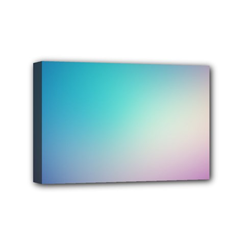 Background Blurry Template Pattern Mini Canvas 6  x 4