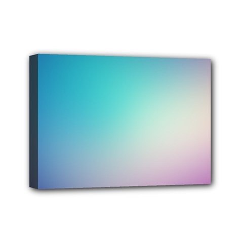 Background Blurry Template Pattern Mini Canvas 7  x 5