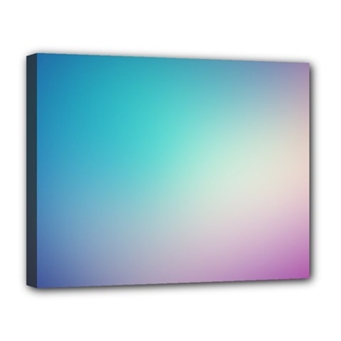 Background Blurry Template Pattern Canvas 14  x 11
