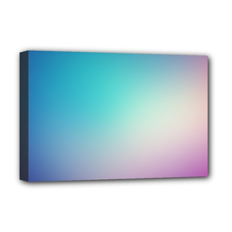 Background Blurry Template Pattern Deluxe Canvas 18  x 12