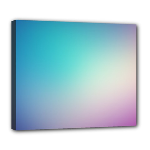 Background Blurry Template Pattern Deluxe Canvas 24  x 20