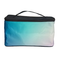 Background Blurry Template Pattern Cosmetic Storage Case