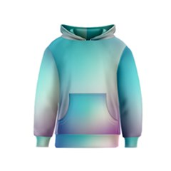 Background Blurry Template Pattern Kids  Pullover Hoodie