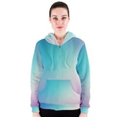 Background Blurry Template Pattern Women s Zipper Hoodie
