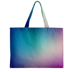 Background Blurry Template Pattern Zipper Mini Tote Bag