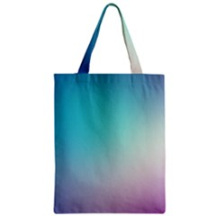 Background Blurry Template Pattern Zipper Classic Tote Bag