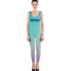 Background Blurry Template Pattern OnePiece Catsuit