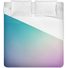 Background Blurry Template Pattern Duvet Cover (King Size)