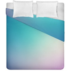Background Blurry Template Pattern Duvet Cover Double Side (California King Size)