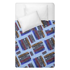 Abstract Pattern Seamless Artwork Duvet Cover Double Side (Single Size)