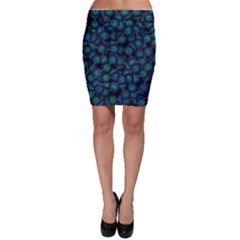 Background Abstract Textile Design Bodycon Skirt