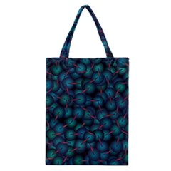 Background Abstract Textile Design Classic Tote Bag