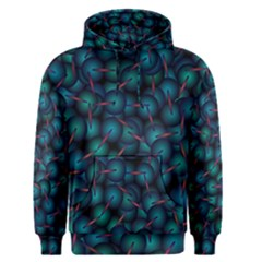 Background Abstract Textile Design Men s Pullover Hoodie