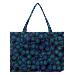Background Abstract Textile Design Medium Tote Bag
