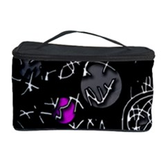 Purple mind Cosmetic Storage Case