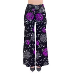 Purple mind Pants