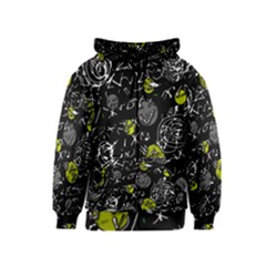 Yellow mind Kids  Zipper Hoodie