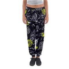 Yellow mind Women s Jogger Sweatpants