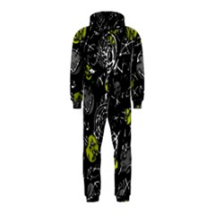 Yellow mind Hooded Jumpsuit (Kids)
