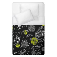Yellow mind Duvet Cover (Single Size)