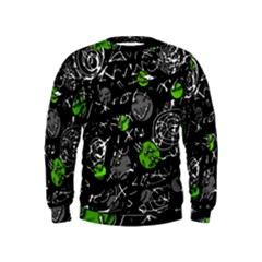 Green mind Kids  Sweatshirt