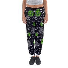 Green mind Women s Jogger Sweatpants