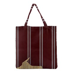 Background Texture Distress Grocery Tote Bag