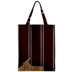 Background Texture Distress Zipper Classic Tote Bag