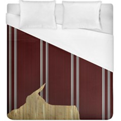Background Texture Distress Duvet Cover (King Size)
