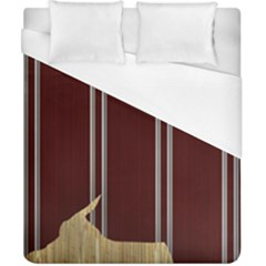 Background Texture Distress Duvet Cover (California King Size)
