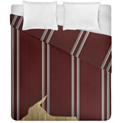 Background Texture Distress Duvet Cover Double Side (California King Size)