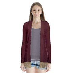 Background Texture Distress Cardigans