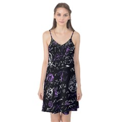 Abstract mind - purple Camis Nightgown