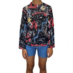 Confusion Kids  Long Sleeve Swimwear