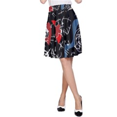 Confusion A-Line Skirt