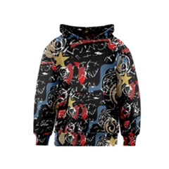 Confusion Kids  Pullover Hoodie