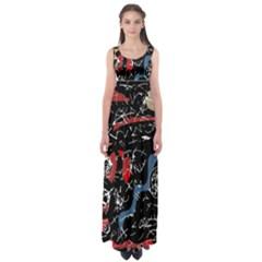 Confusion Empire Waist Maxi Dress