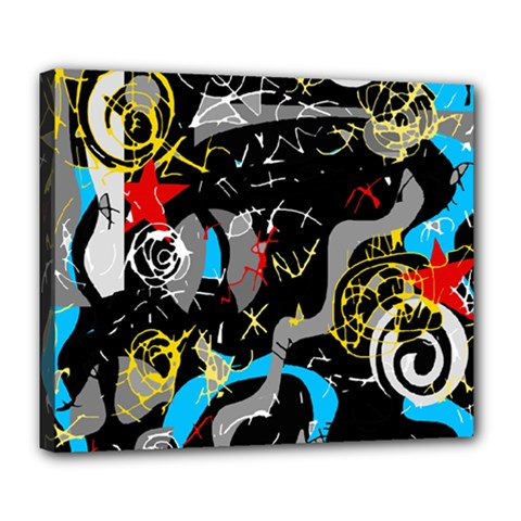 Confusion 2 Deluxe Canvas 24  x 20