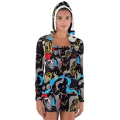Confusion 2 Women s Long Sleeve Hooded T-shirt