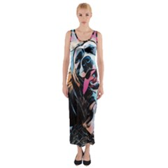 Img 20161203 0001 Fitted Maxi Dress