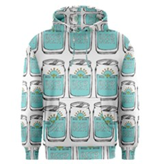 Beer Pattern Drawing Men s Pullover Hoodie