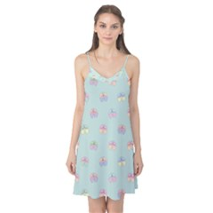 Butterfly Pastel Insect Green Camis Nightgown