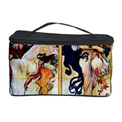 Alfons Mucha 1895 The Four Seasons Cosmetic Storage Case